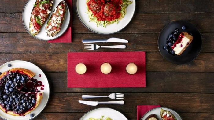 3-retters date night menu til dig og din fitness-date | Sunde opskrifter for to