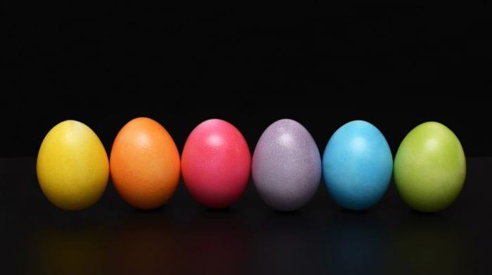 Spis dig sund og stærk i æg