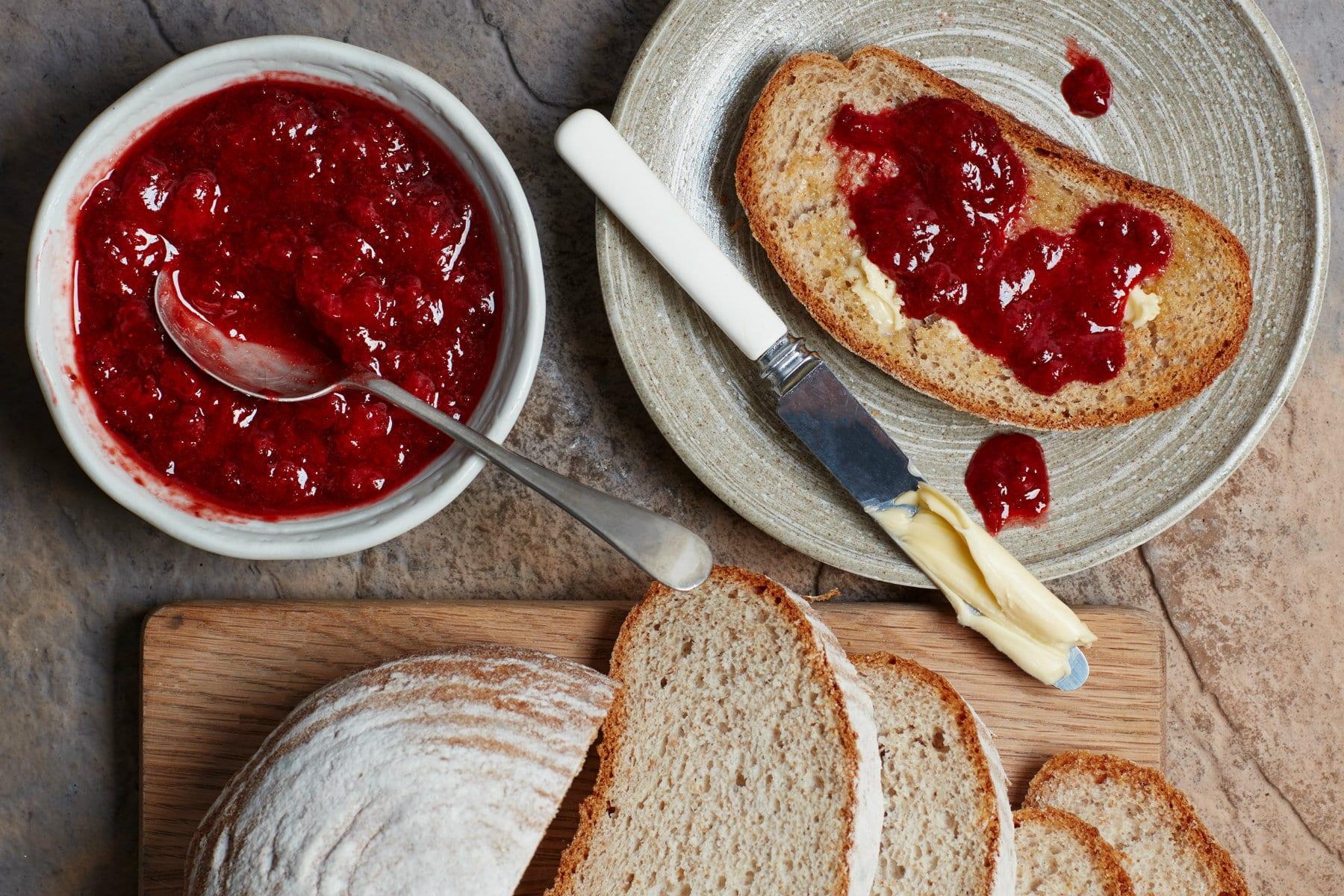 BCAA opskrifter marmelade