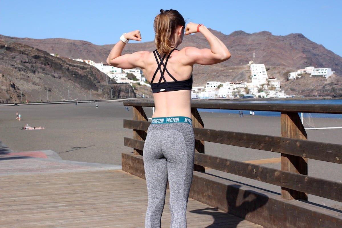Vegansk kost og træning