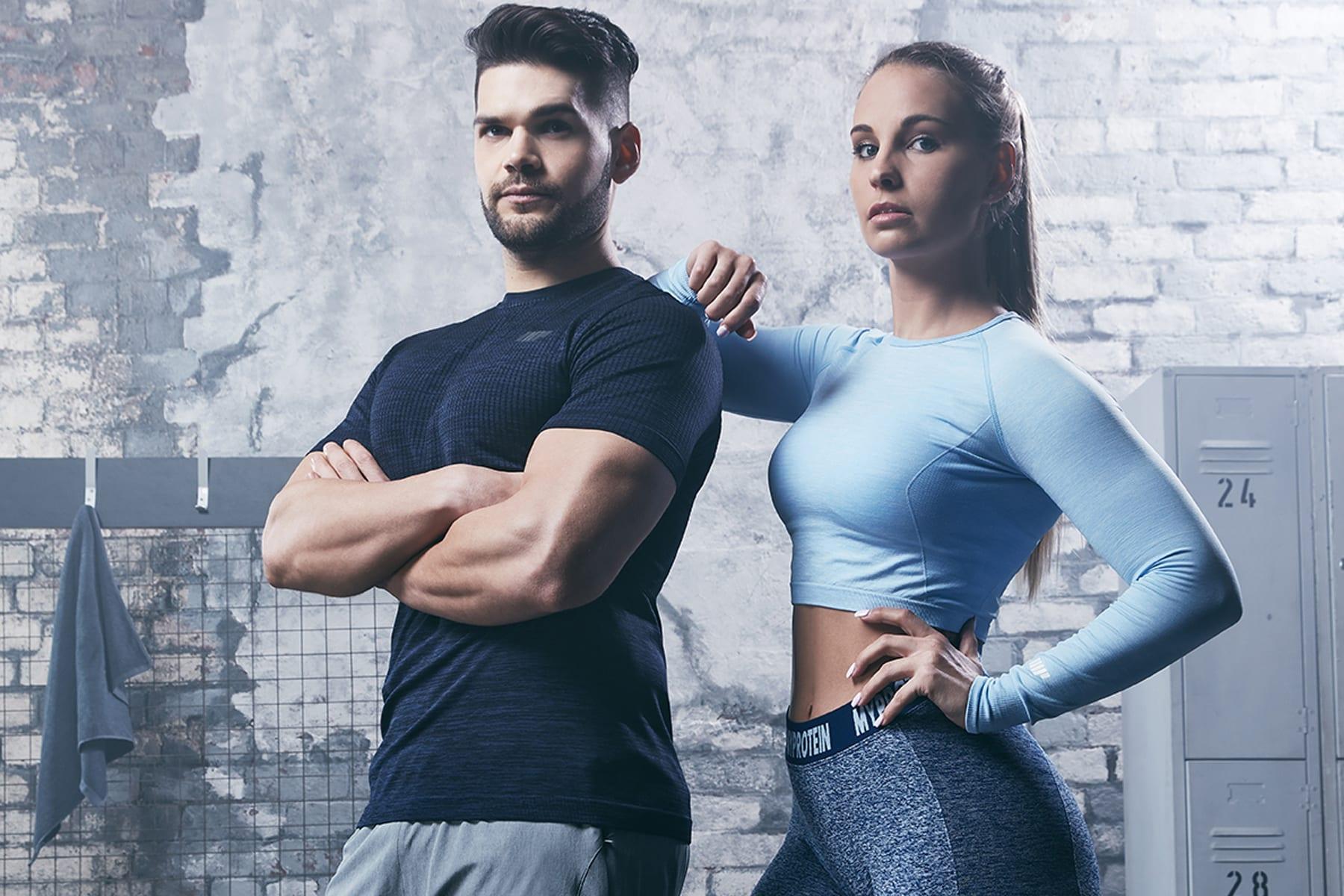 Mænd og kvinder BMI