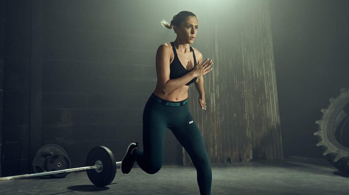 Få en tonet krop med styrketræning