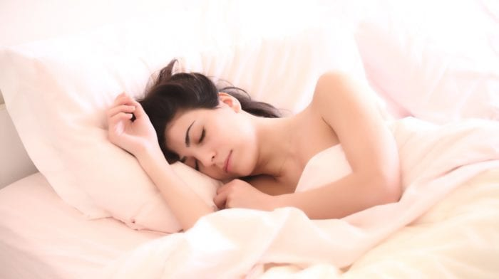 Får du nok eller for meget søvn?