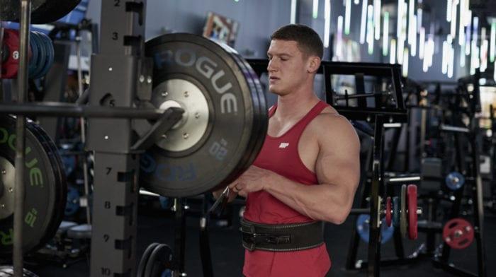 5×5 styrketræningsøvelser | Bænkpres, dødløft, chin ups og back squats