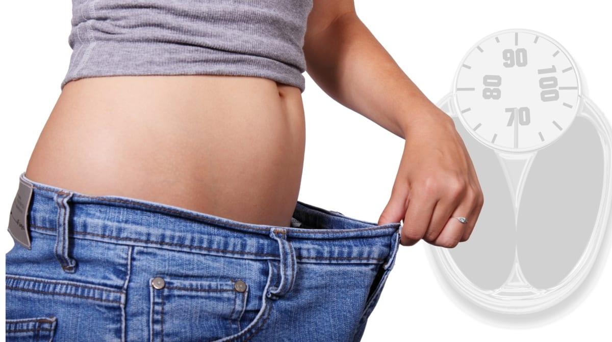 Vægttab med intuitiv spisning