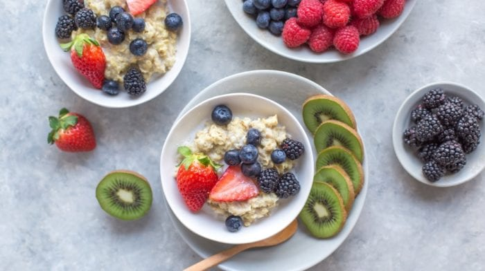 5 forslag på mættende og sund morgenmad