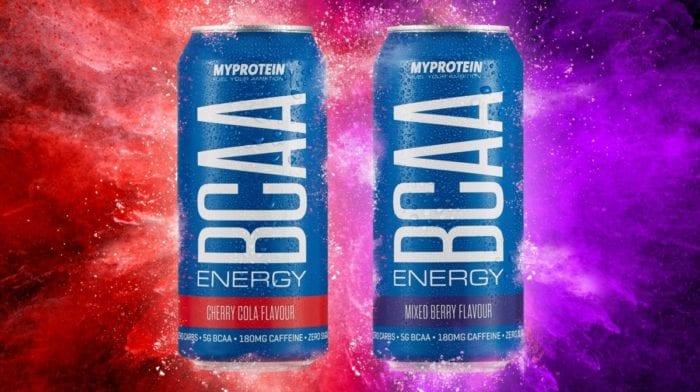 BCAA Energy | Nyt og forbedret kosttilskud til øget energi præstation