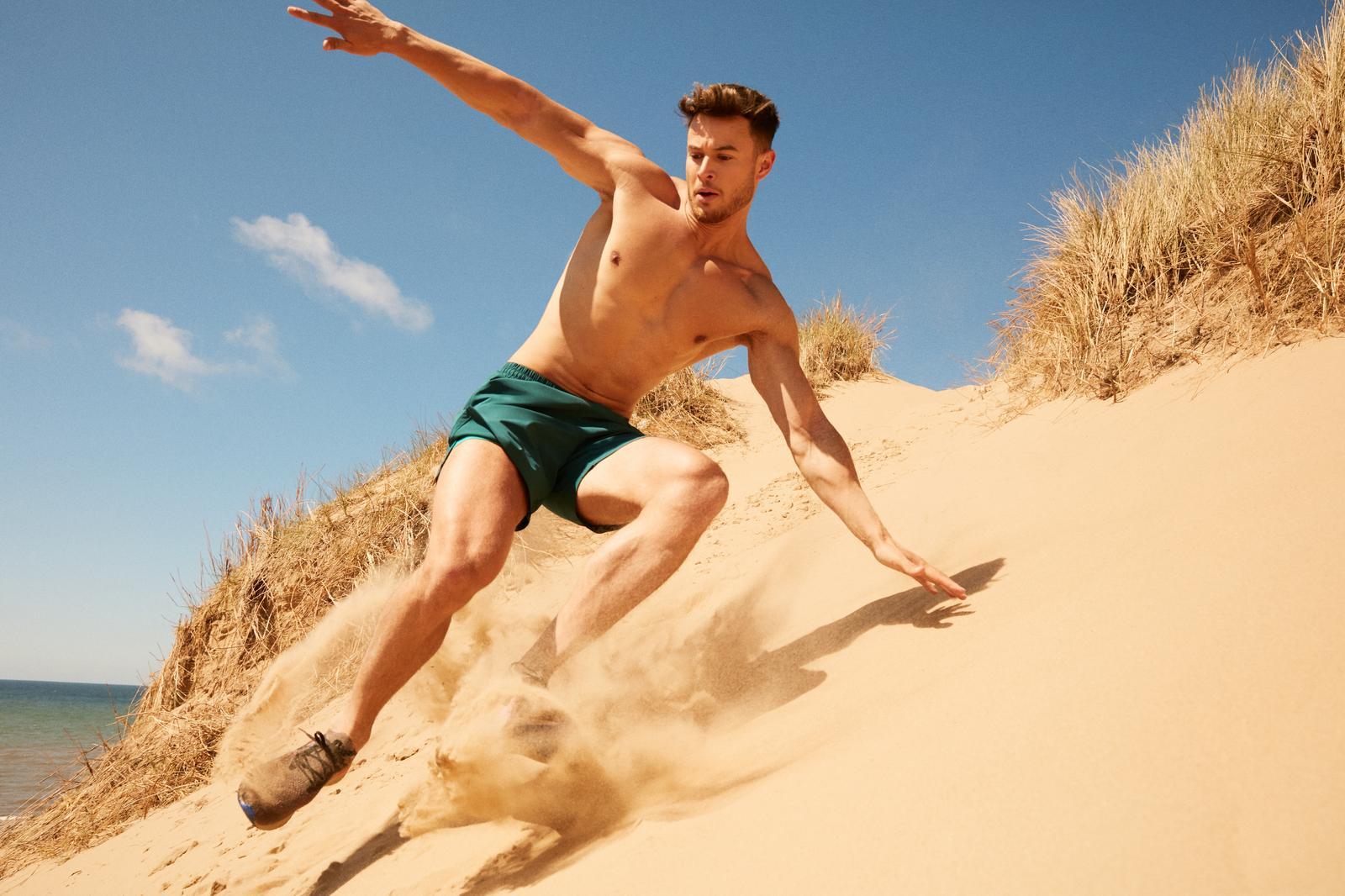 Tag din træning med på ferie I Sådan bevarer du din form