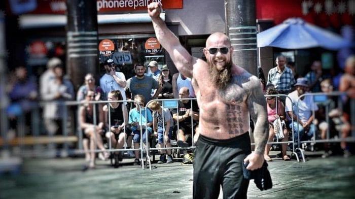 Interview med Strongman Lars Besand | Hård udenpå blød indeni