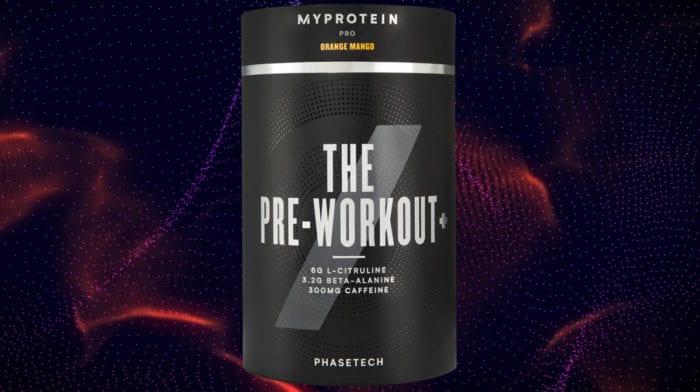 THE Pre-Workout+ | Den næste generation af sportsernæring
