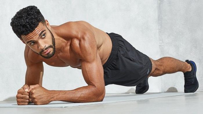 Kropsvægtstræning du kan lave overalt