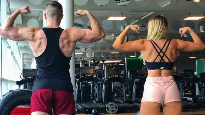 Styrk dit parforhold   4 grunde til at par bør træne sammen