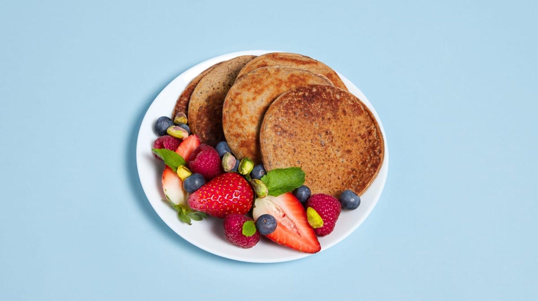 Sådan laver du de perfekte veganske pandekager