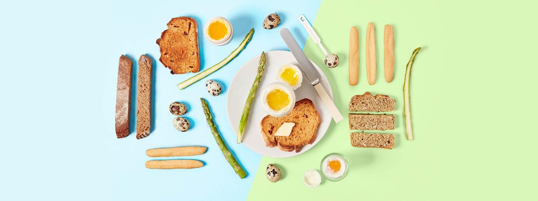 3 sunde opskrifter med æg | Morgenmad, frokost & dessert