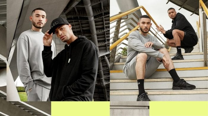 My Streets, My Style | Ny herretøjskollektion så fed at det ikke kun er til træning