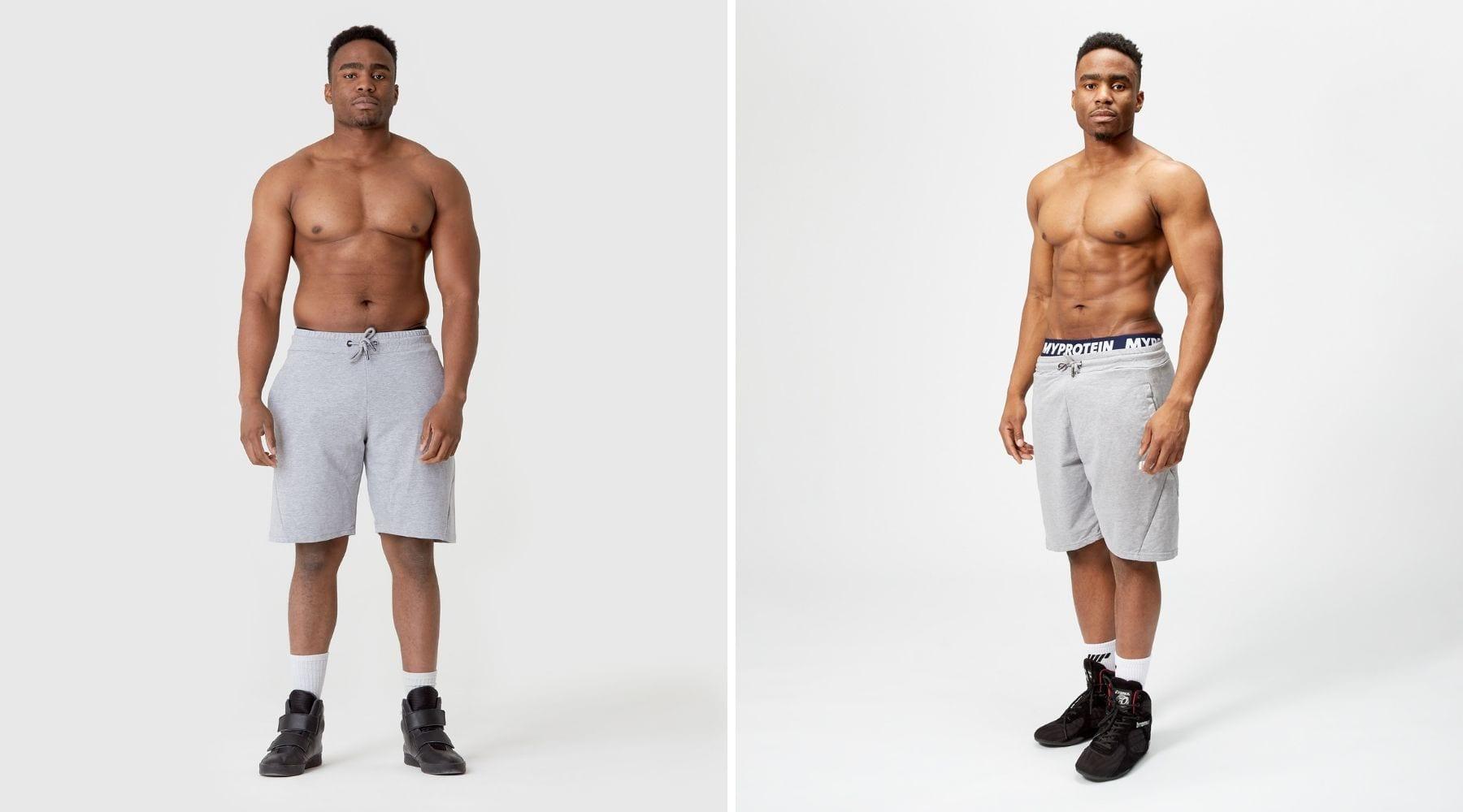 Bodybuilder med et kontorjob | Neos fitness rejse