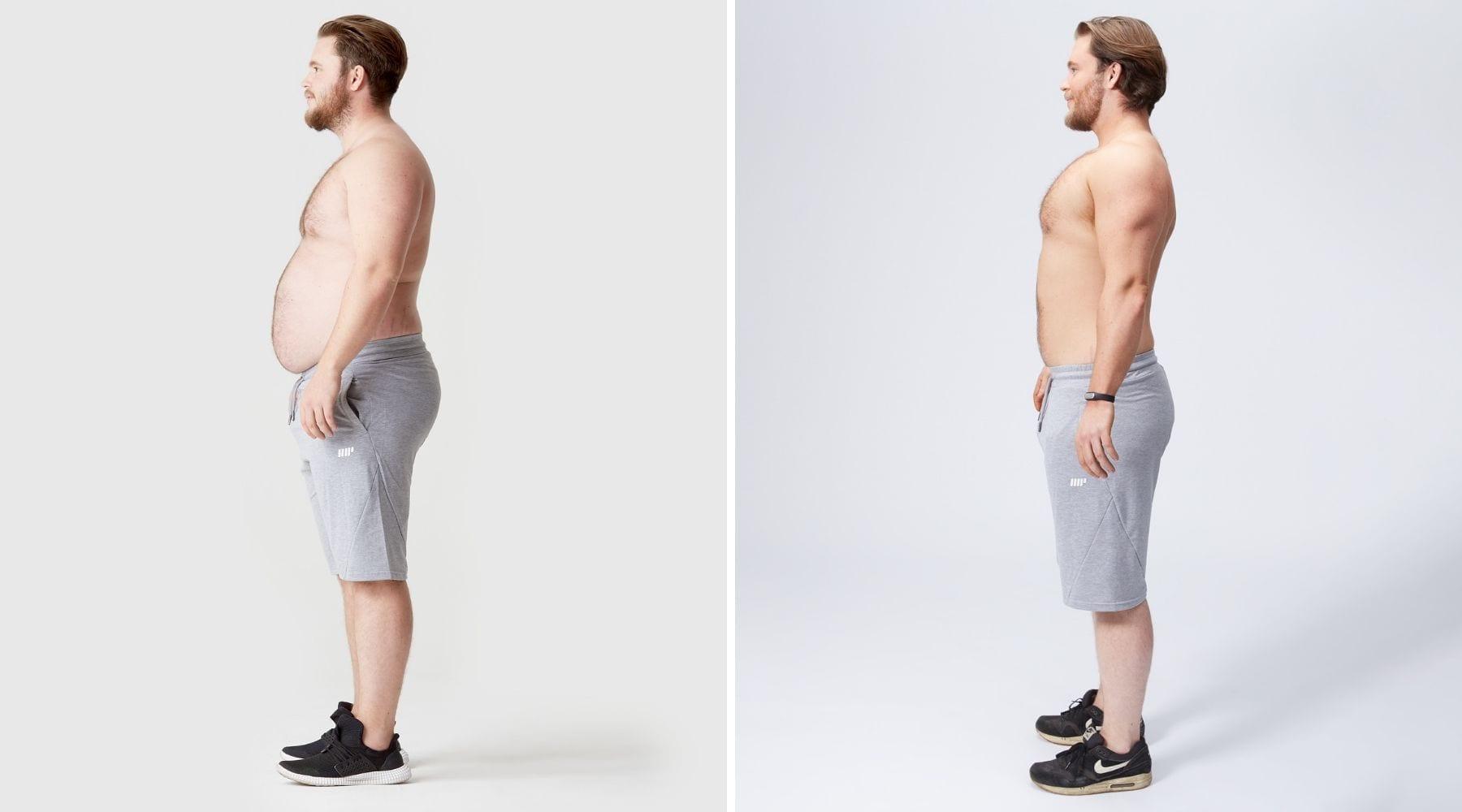 Valget om vægttab og plantebaseret livsstil | Joshs fitness rejse