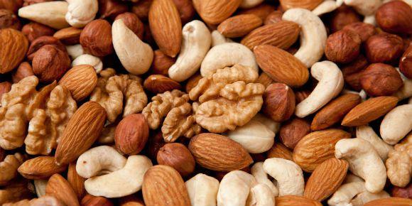 Орехи и ореховые пасты