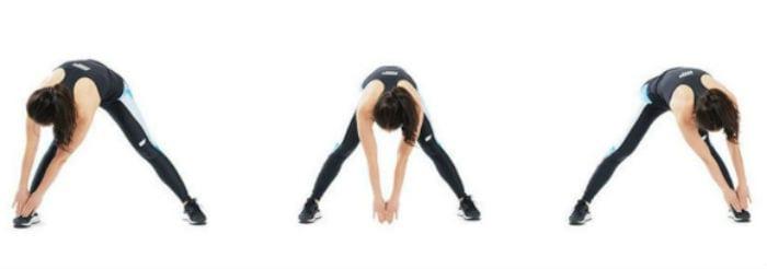 растянуть мышцы