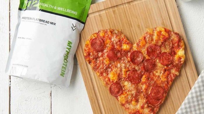 Как приготовить протеиновую пиццу? I Фитнес-рецепт