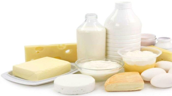 Как влияют молочные продукты на похудение?