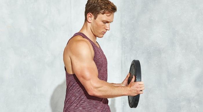 5 эффективных упражнений для рук и плеч