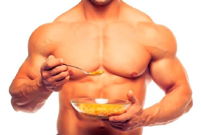 питание для наборы мышечной массы