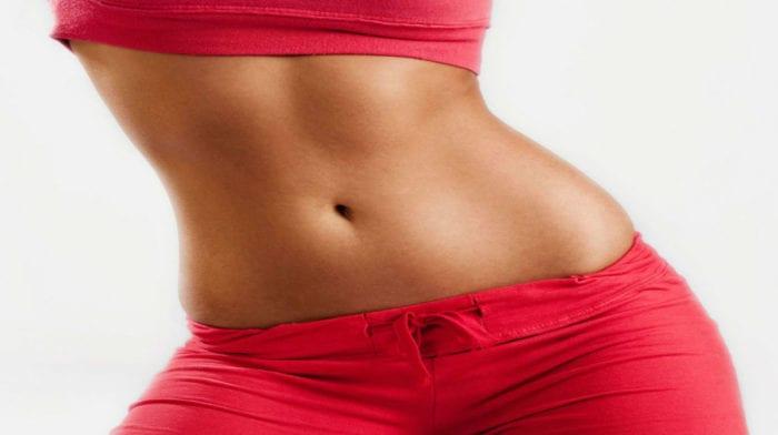 Как убрать жир с живота и боков в домашних условиях?