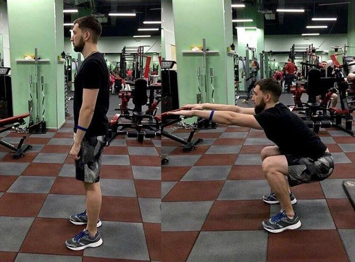 Укрепление связок коленного и тазобедренного суставов