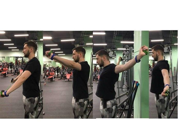 Укрепление плечевого сустава