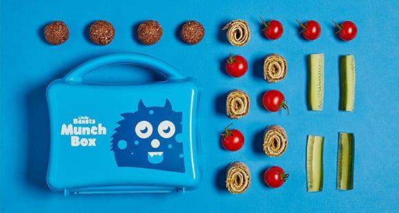 Школьный завтрак I Энергетические шарики
