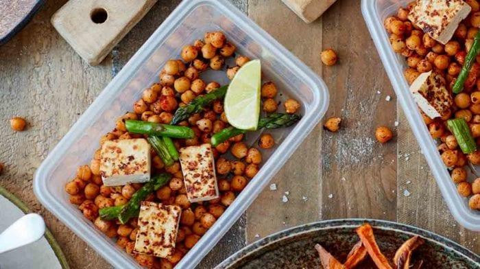 Веганское блюдо | Полезный обед