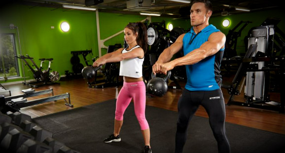 Круговая тренировка | Комплекс упражнений для сжигания жира