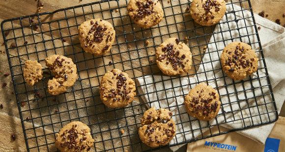 Печенье без муки I С арахисовой пастой