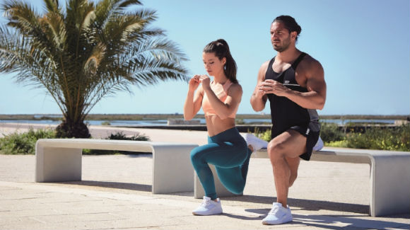 Тренировки с собственным весом | 6 упражнений