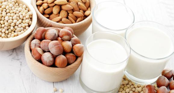 Растительное молоко | Что можно приготовить?