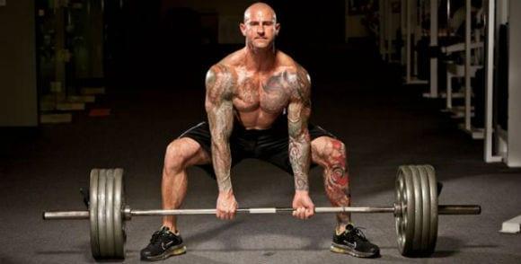 Трастер | Эффективное упражнение для всего тела