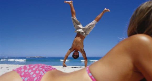 Пляжный бодибилдинг I Как подготовиться к соревнованию?