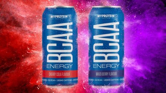 BCAA Energy I Напиток, который снабдит вас энергией