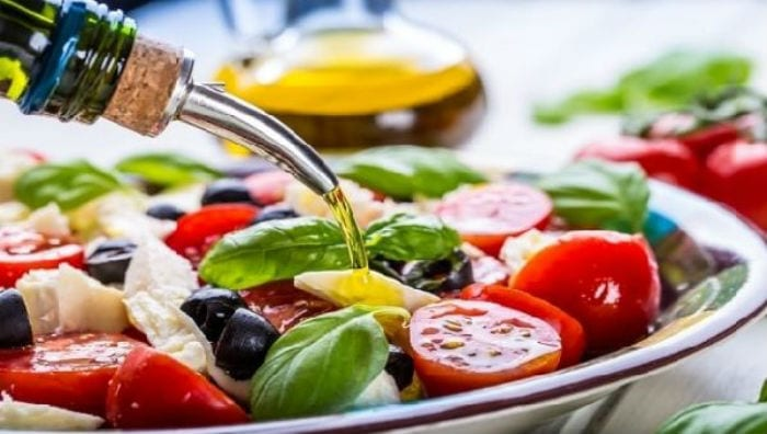 что такое средиземноморская диета