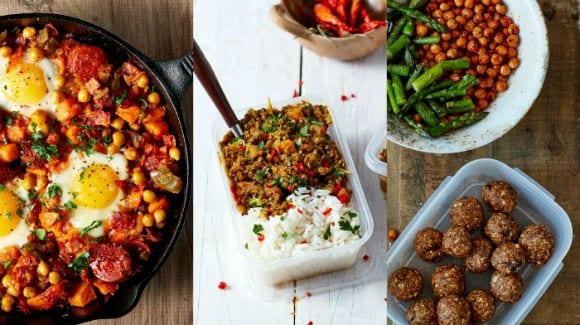 10 простых и полезных рецептов на обед
