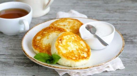 Несладкие блюда из творога I 6 рецептов