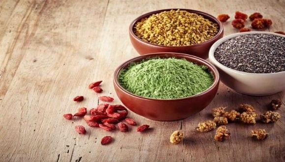 Суперфуды | 7 популярных органических добавок