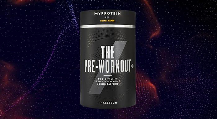 Новинка THE Pre-Workout+