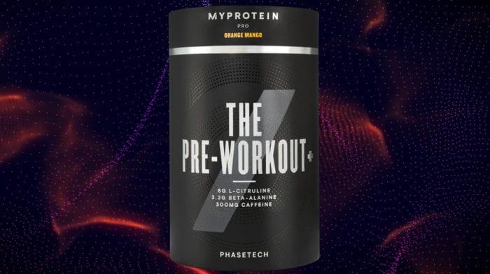 THE Pre-Workout+I Новая предтренировочная добавка