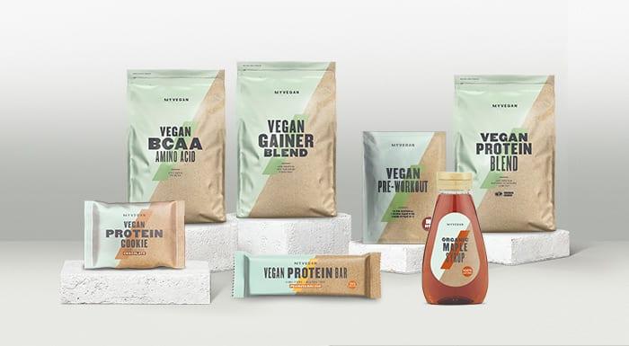 Растительная диета |  Ассортимент Myvegan