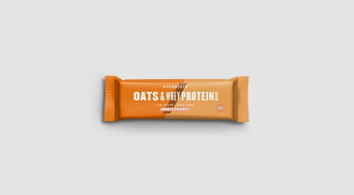 Протеиновые батончики Oats & Whey