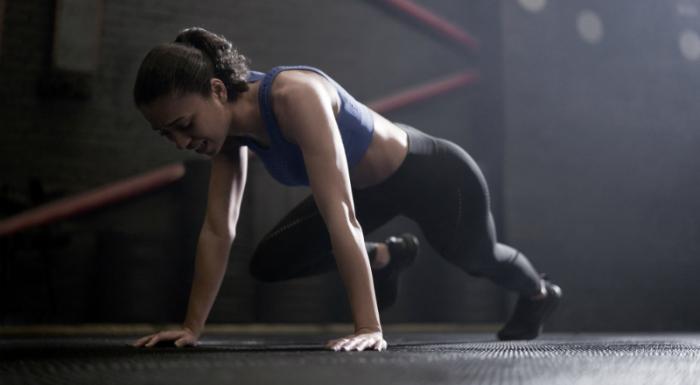 мотивация заняться фитнесом