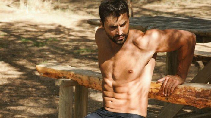 Коремни мускули за начинаещи.