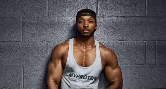 Gym Machine Chest Workout